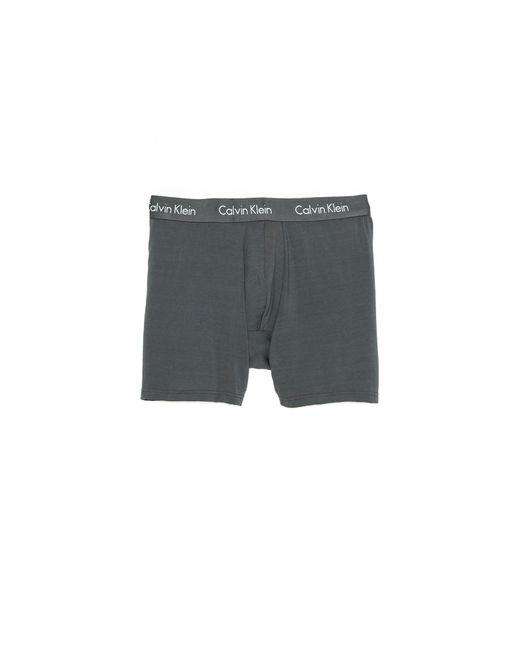Calvin Klein - Gray Body Modal Boxer Briefs for Men - Lyst