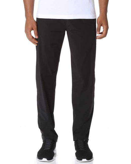 Rhone | Black Torrent Active Pants for Men | Lyst