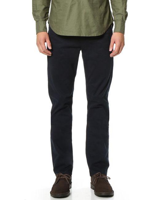 J Brand   Black Kane Slim Straight Garment Dye Jeans for Men   Lyst