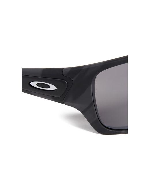 36d7fcae58 ... Oakley - Black Turbine Rotor Polarized Sunglasses for Men - Lyst