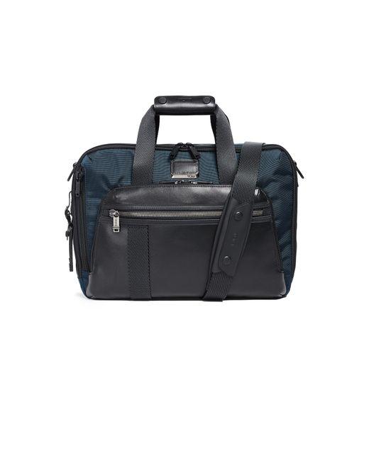 Tumi - Blue Alpha Bravo Mountain 3 Way Briefcase for Men - Lyst