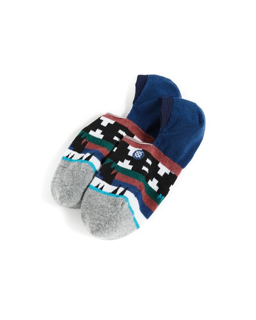 Stance - Blue Waziatta Low Socks for Men - Lyst