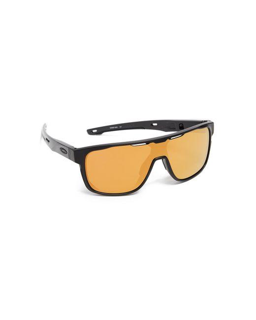 Oakley - Black Crossrange Shield Sunglasses for Men - Lyst