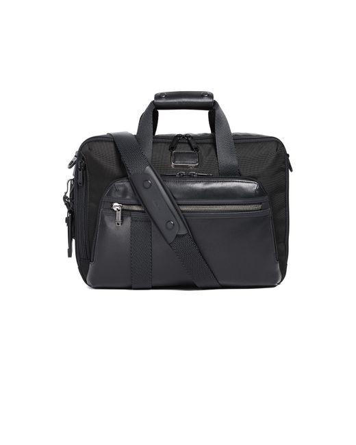 Tumi - Black Alpha Bravo Mountain 3 Way Briefcase for Men - Lyst