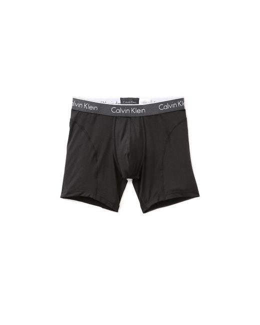 Calvin Klein | Black Air Micro Boxer Briefs for Men | Lyst