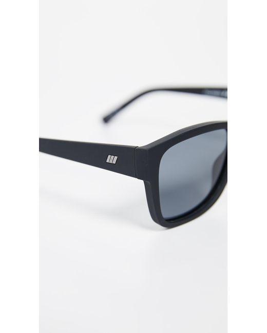 4b713fdc3e4c0 ... Le Specs - Black The Force Sunglasses for Men - Lyst ...