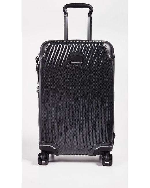 Tumi - Black Latitude International Carry On Suitcase for Men - Lyst