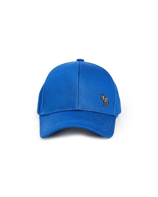 5cca4e86bdf ... PS by Paul Smith - Blue Ps Zebra Baseball Cap for Men - Lyst