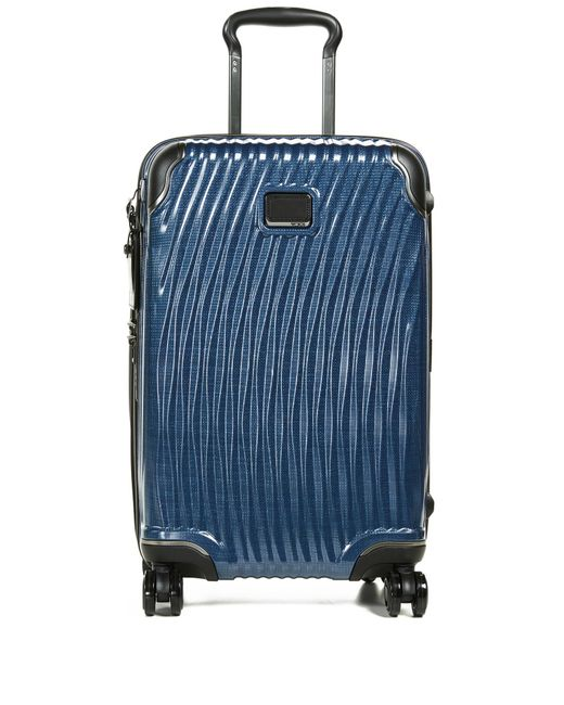Tumi - Blue Latitude International Carry On Suitcase for Men - Lyst
