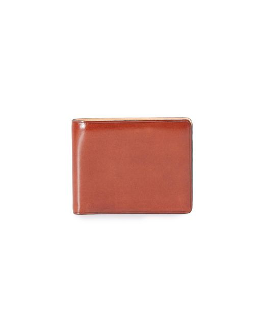 Il Bussetto | Brown Bifold Wallet for Men | Lyst