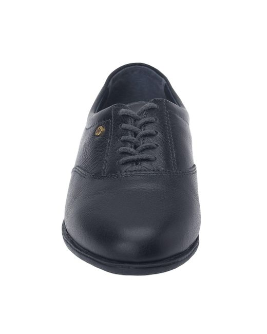 6760f2d1ed Easy Spirit - Blue Motion Leather Oxfords for Men - Lyst ...