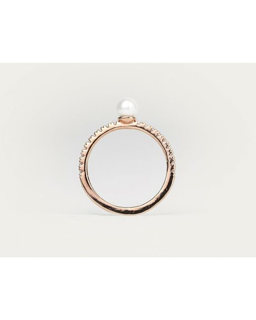 Astrid & Miyu | Metallic Princess Grace Ring | Lyst