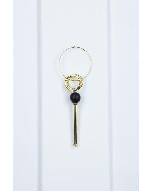 Sorelle | Metallic Gold Anja Earring | Lyst