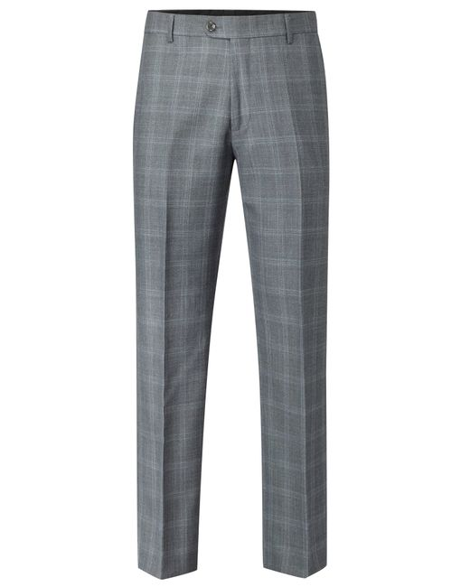 Skopes | Gray Mountjoy Classic Suit Trouser for Men | Lyst