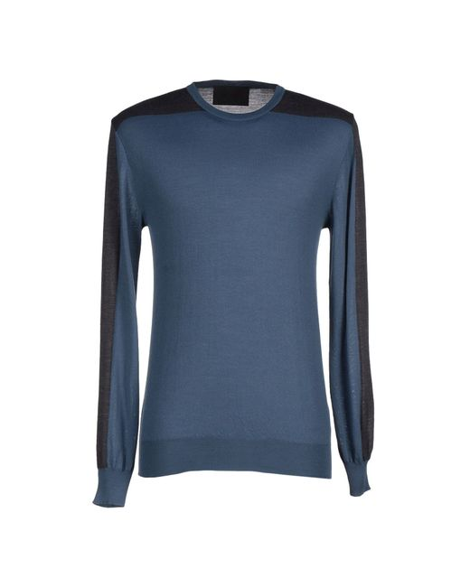 Les Hommes | Gray Sweater for Men | Lyst