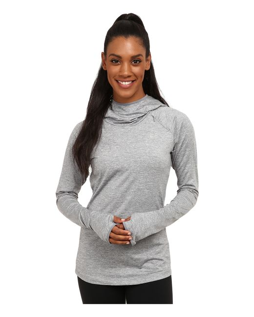 Nike | Gray Dry Element Running Hoodie | Lyst