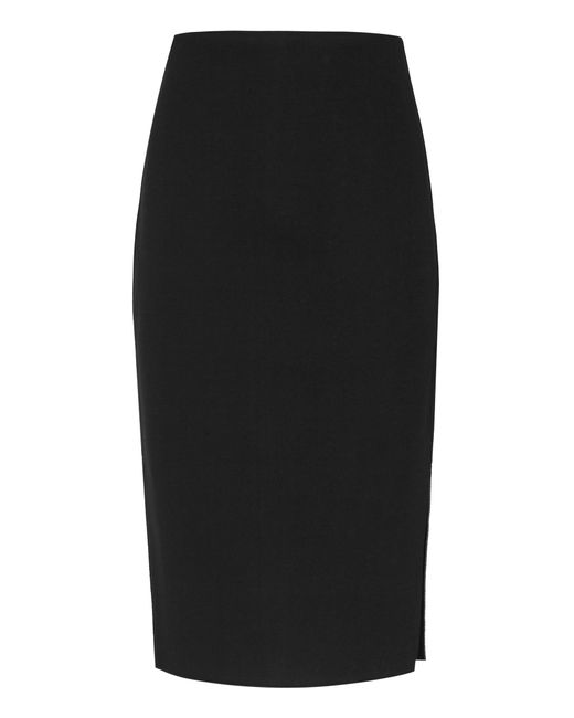 Reiss | Black Adele Jersey Full Skirt | Lyst