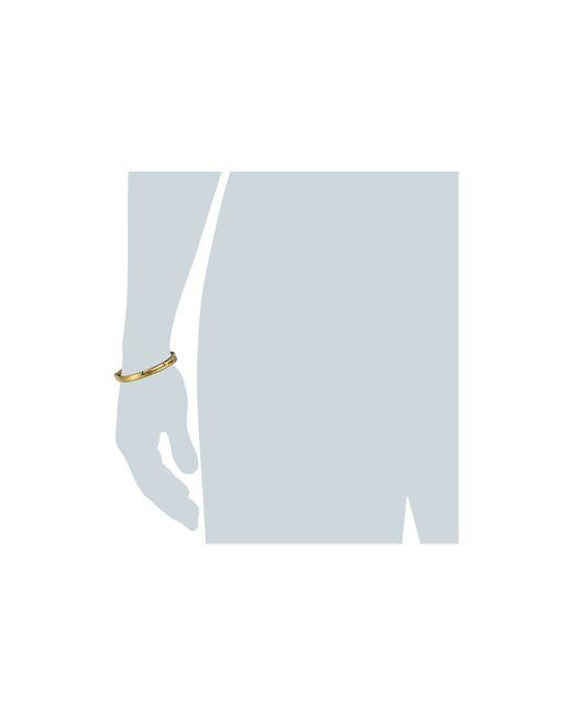 Giles & Brother | Metallic Latch Cuff Bracelet | Lyst