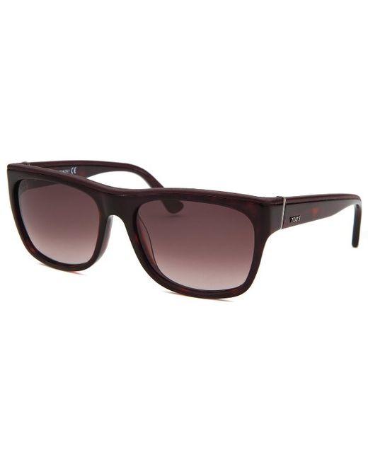 b08f0c3cc3 Women s Square Tortoise Sunglasses