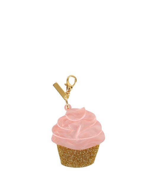 Edie Parker | Pink Cupcake Charm | Lyst