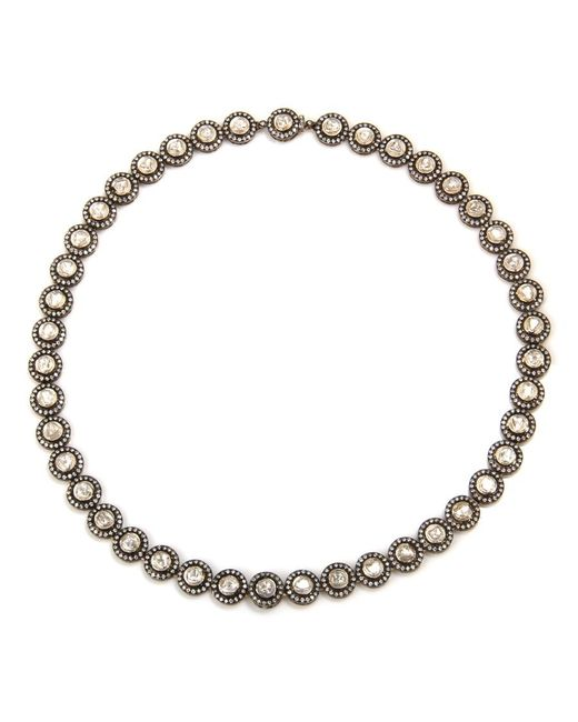 Sanjay Kasliwal | Pink Diamond Necklace | Lyst