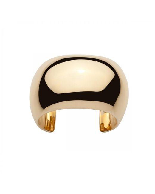 Jennifer Fisher - Metallic Globe Cuff In Yellow Gold - Lyst