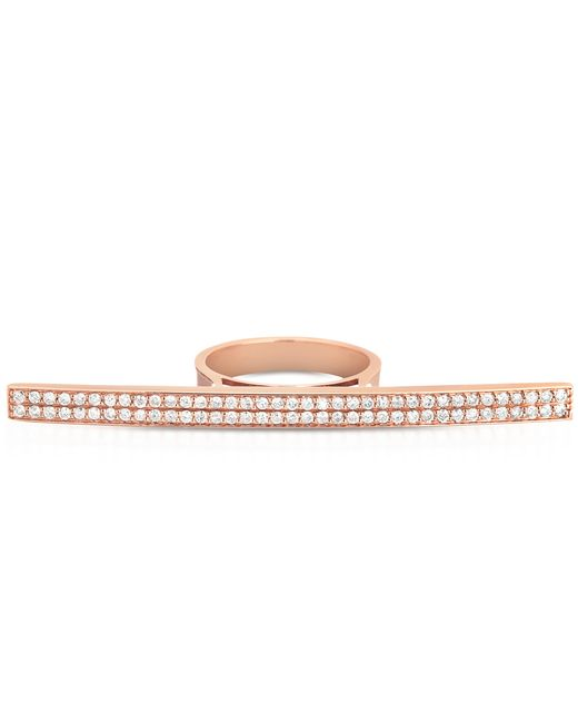 Carbon & Hyde | Pink Highline Ring | Lyst