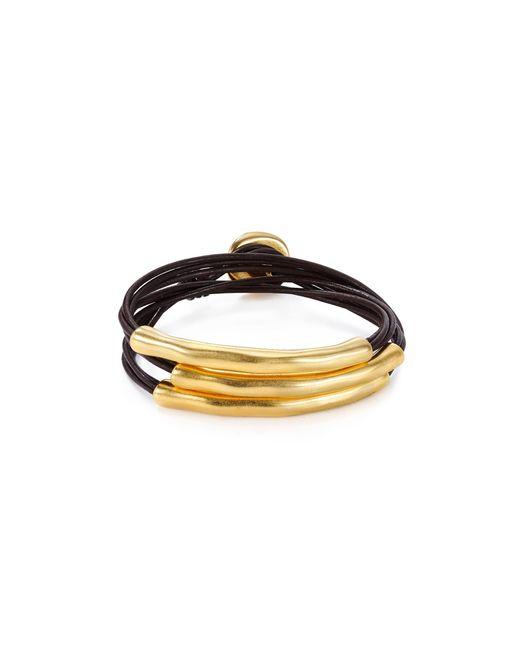 Uno De 50   Metallic Not To Be Bracelet   Lyst