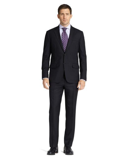 Brooks Brothers | Black Fitzgerald Fit Golden Fleece® Suit for Men | Lyst