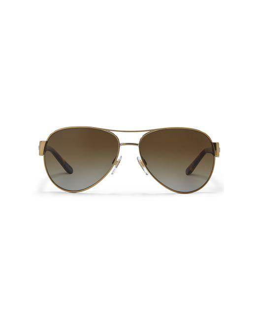 Pink Pony | Gold Pilot Sunglasses | Lyst