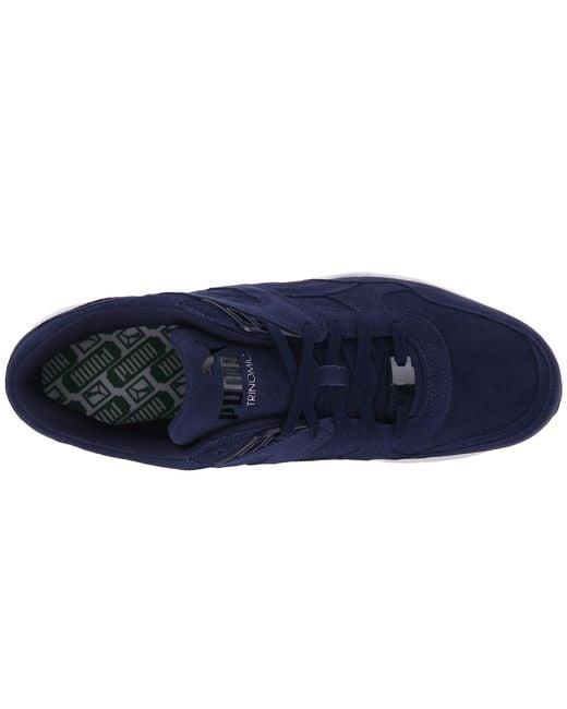 PUMA | Blue 698 Ignite Men's Sneakers for Men | Lyst