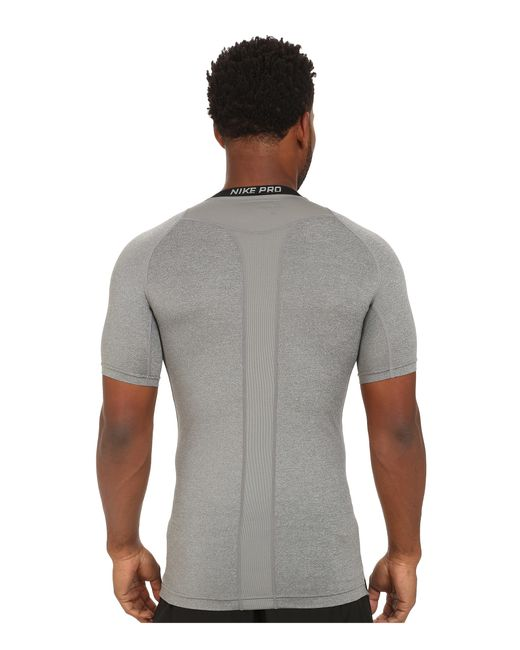 Nike | Black Pro Cool Compression S/s for Men | Lyst