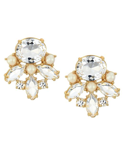 Kate Spade | Multicolor Rise And Shine Small Studs Earrings | Lyst