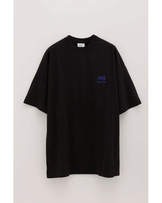 Vetements - Blue Horoscope Tee - Lyst