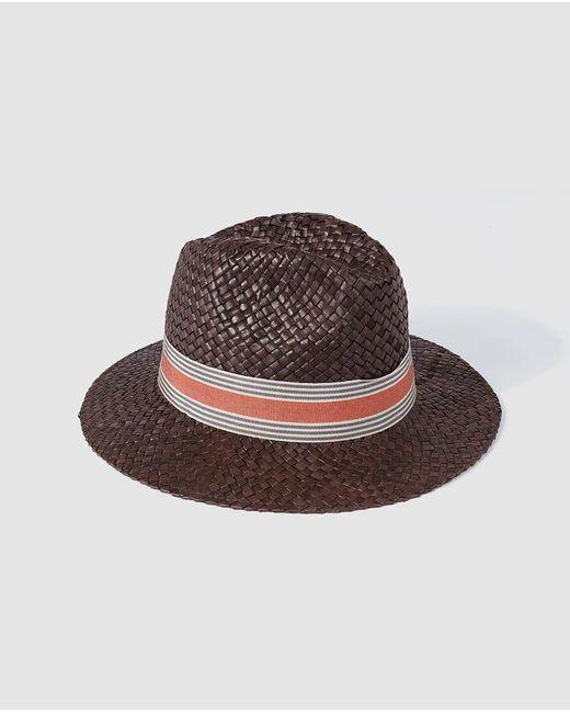 El Corte Inglés - Wo Brown Fedora Hat - Lyst