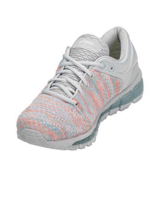 Lyst 2 Asics Gel quantum Chaussures quantum 360 Knit 2 Chaussures de course en gris a113c0d - propertiindonesia.site