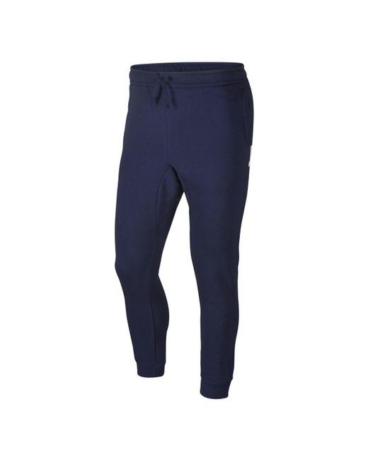 Nike   Blue Sportwear Trousers for Men   Lyst