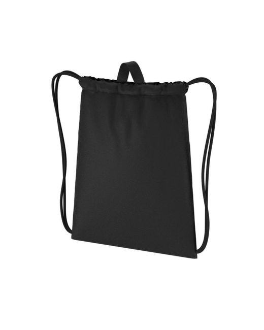 ... Adidas - Black Linear Core Gymsack for Men - Lyst ... c98a4847f6