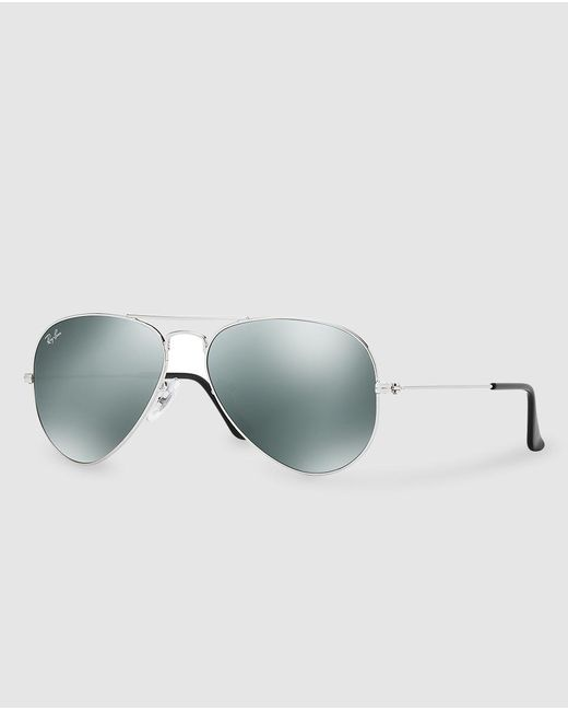 Ray-Ban | Gray Sunglasses for Men | Lyst