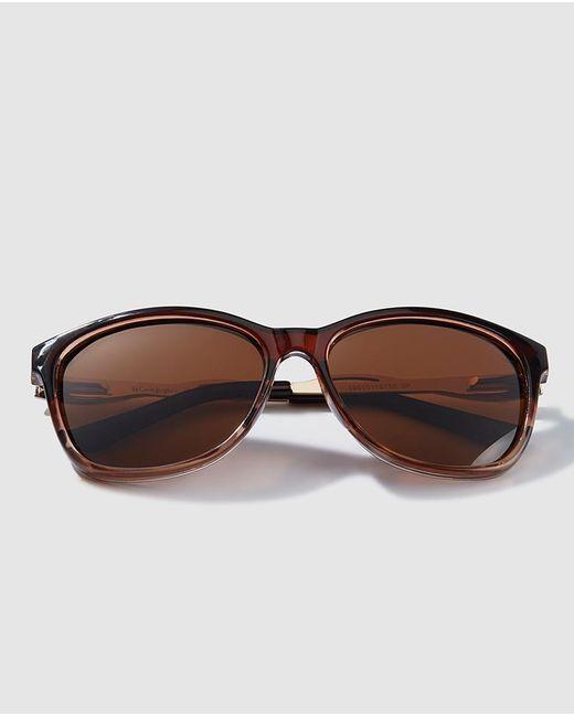 El Corte Inglés - Wo Brown Resin Sunglasses - Lyst