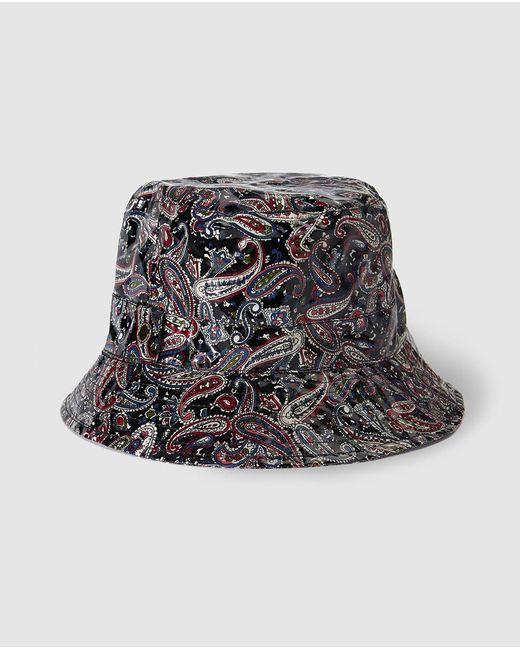 Gloria Ortiz | Multicolor Wo Paisley Print Rain Hat | Lyst