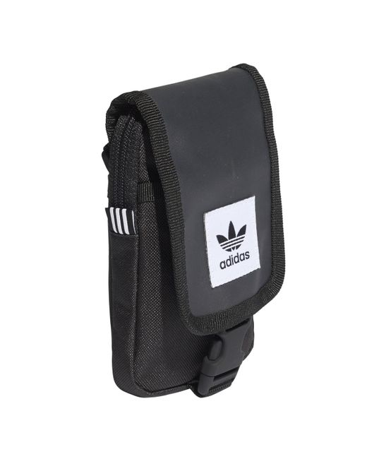 57efecbeab6e ... Adidas Originals - Black Bag for Men - Lyst ...