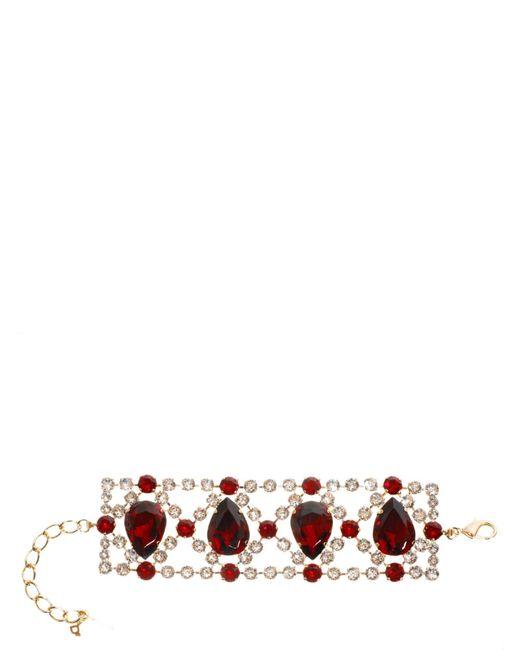 DSquared² | Red Bracciale Queen Elizabeth | Lyst