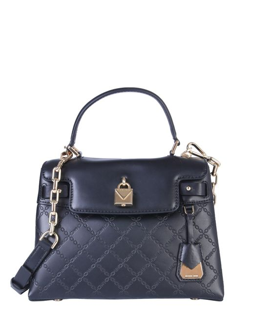 MICHAEL Michael Kors Black Medium Gramercy Bag