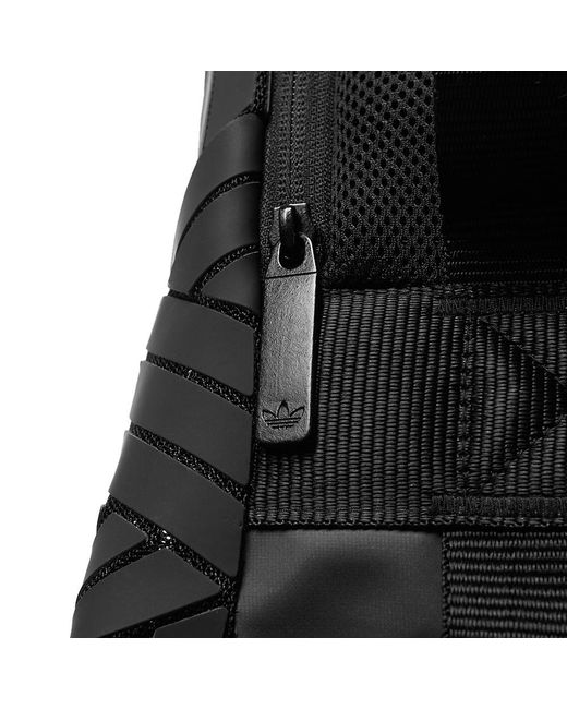 76ba67b56316 ... Adidas - Black 3d Backpack for Men - Lyst ...