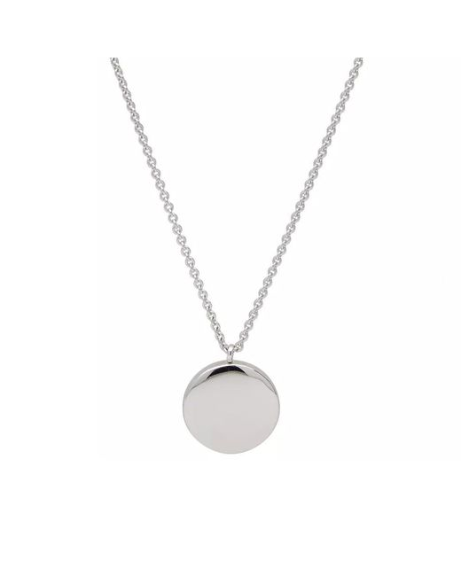 Tom Wood - Metallic Medallion Necklace - Lyst