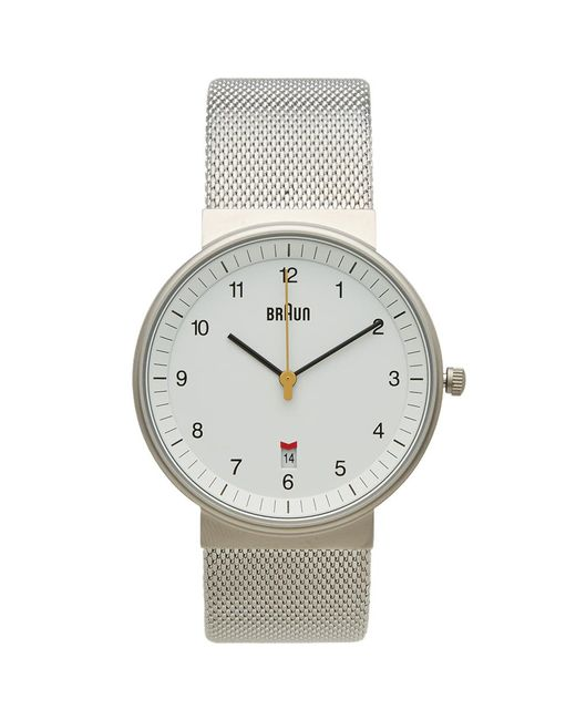 Braun - Metallic Bn0032 Watch - Lyst