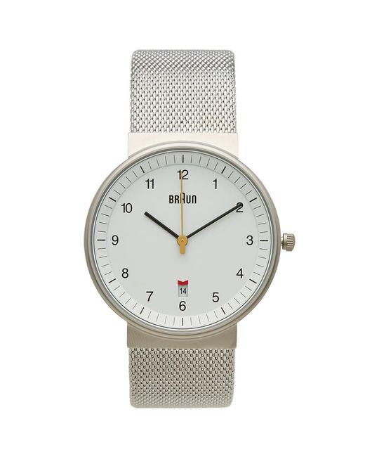 Braun | Metallic Bn0032 Watch | Lyst