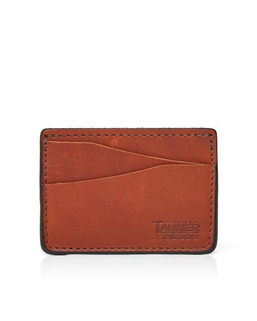Tanner Goods - Brown Journeyman Wallet for Men - Lyst