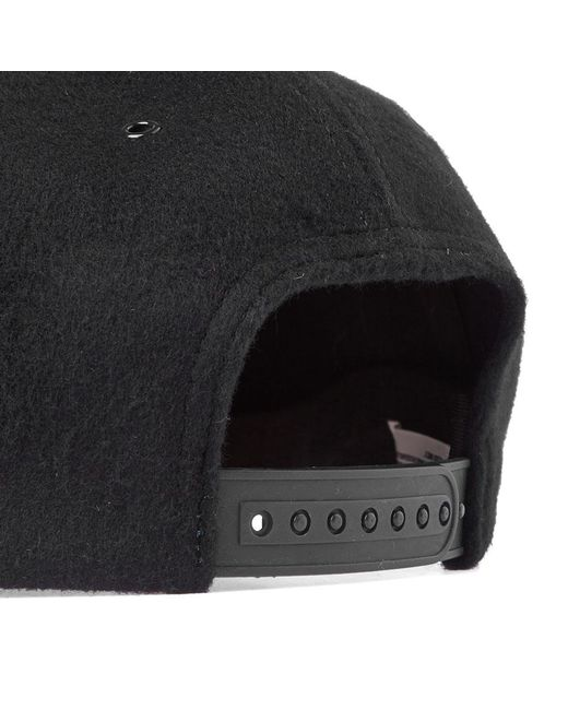 9c0e2445368 Norse Projects Wool Cap Black in Black for Men - Save 55% - Lyst
